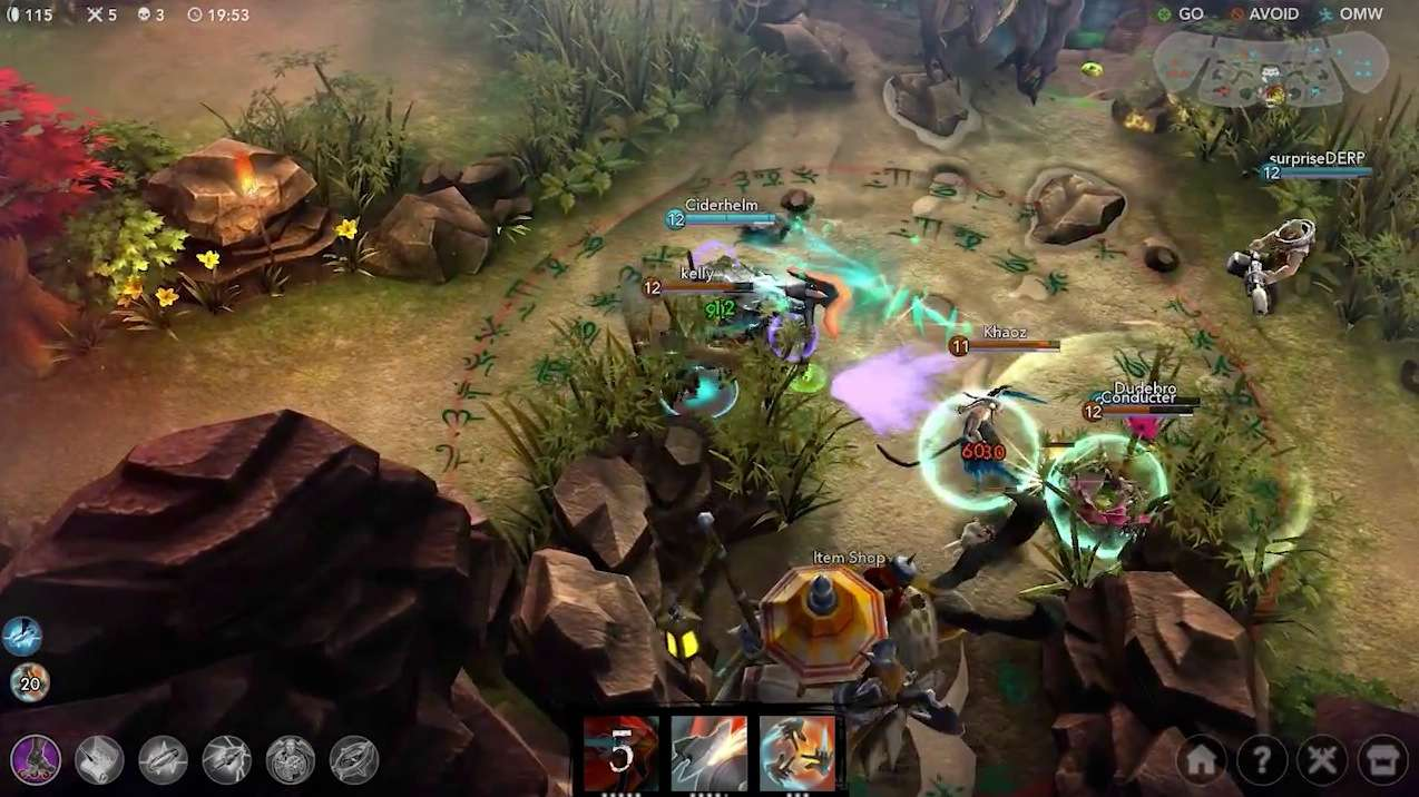 Which MOBA has your favorite aesthetics (art style, hero