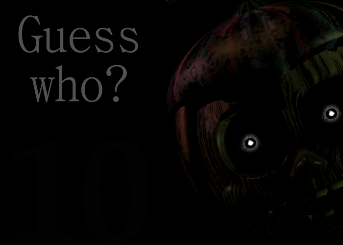 Five nights at freddy s 3 teaser hinting march 10 release
