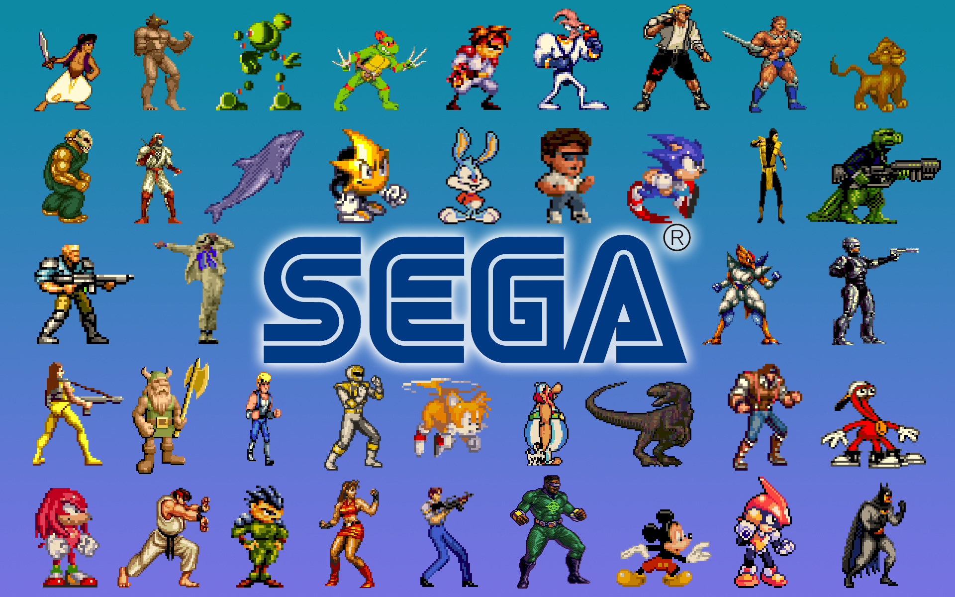 5 Classic SEGA Games You Need To Download Now