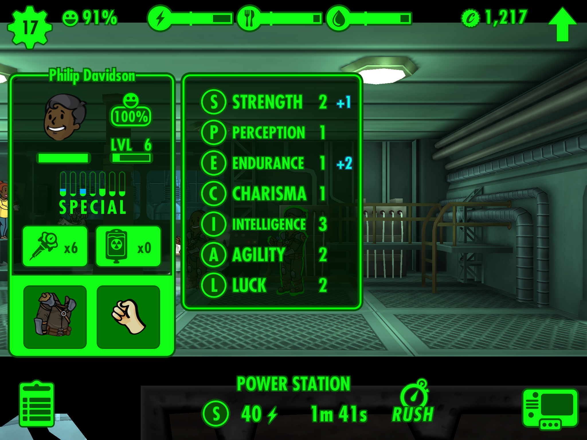 Fallout Shelter Special