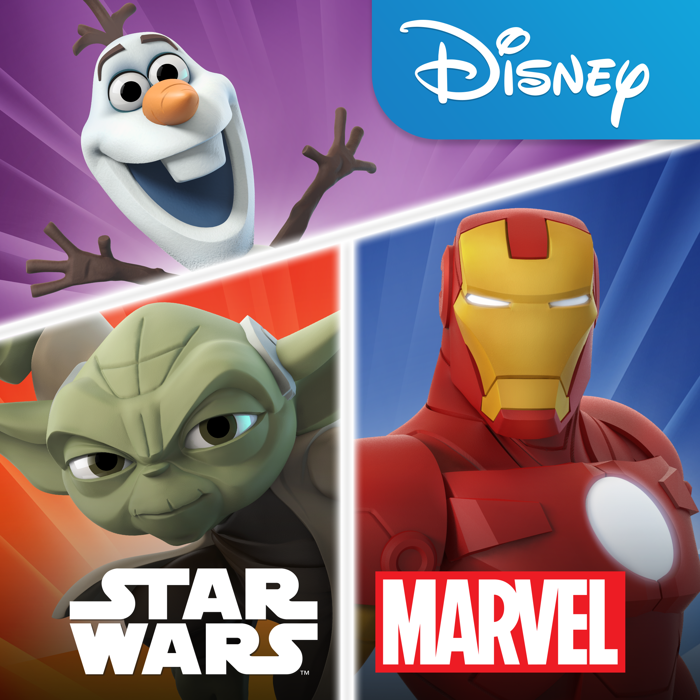 Disney Infinity Toy Box 3 0 Now Live On Ios Android