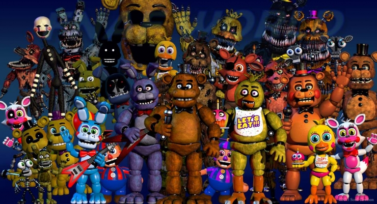 When will fnaf world release on mobile