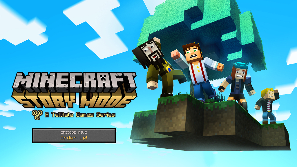 Minecraft Story Mode Episode 5 Imminent Also 6 7 And 8