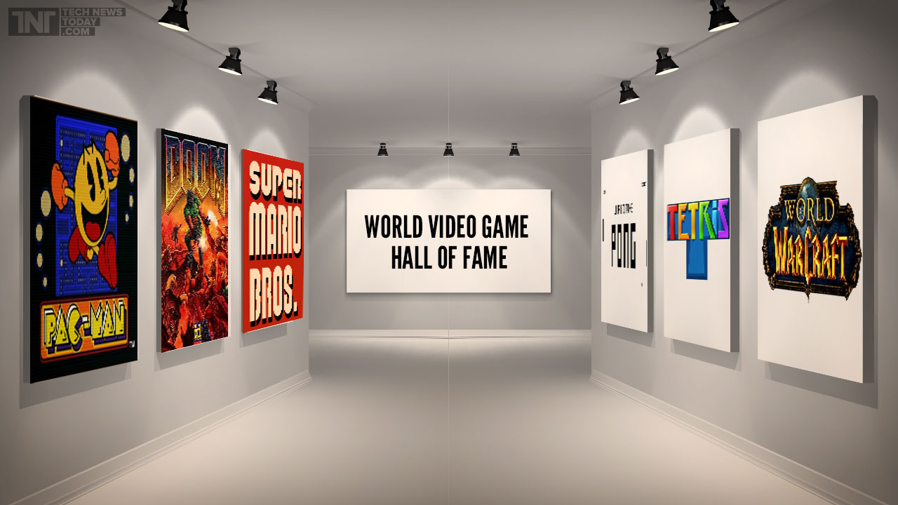 Video Game Hall