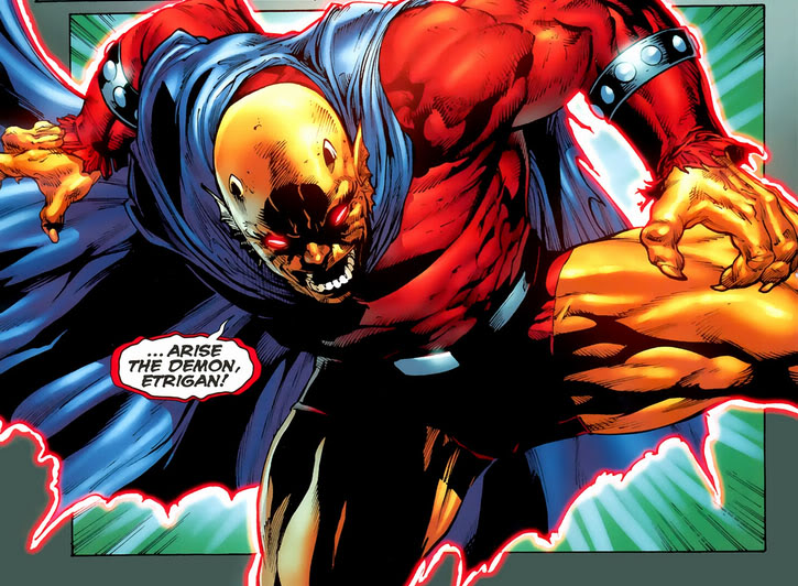 Etrigan Vs Superman Comic: 10 Characters Who Should Be In Injustice 2