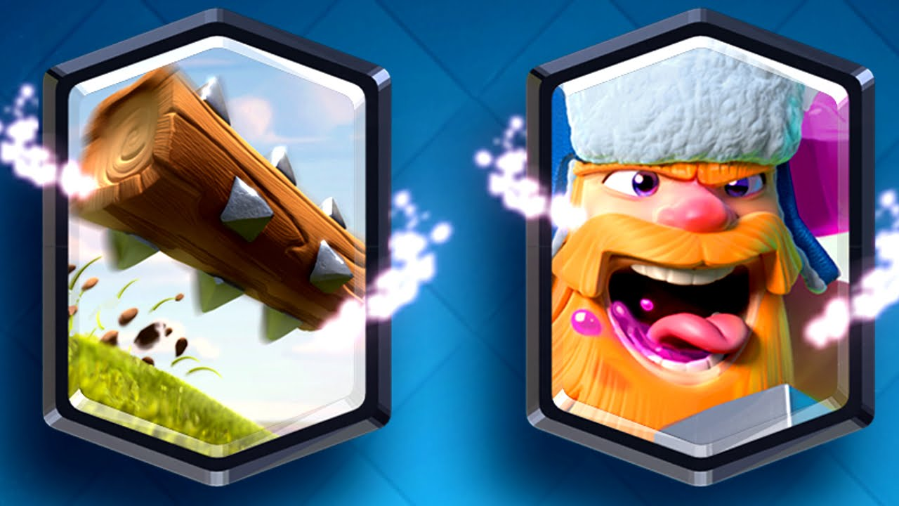 Clash royale new cards arena revealed