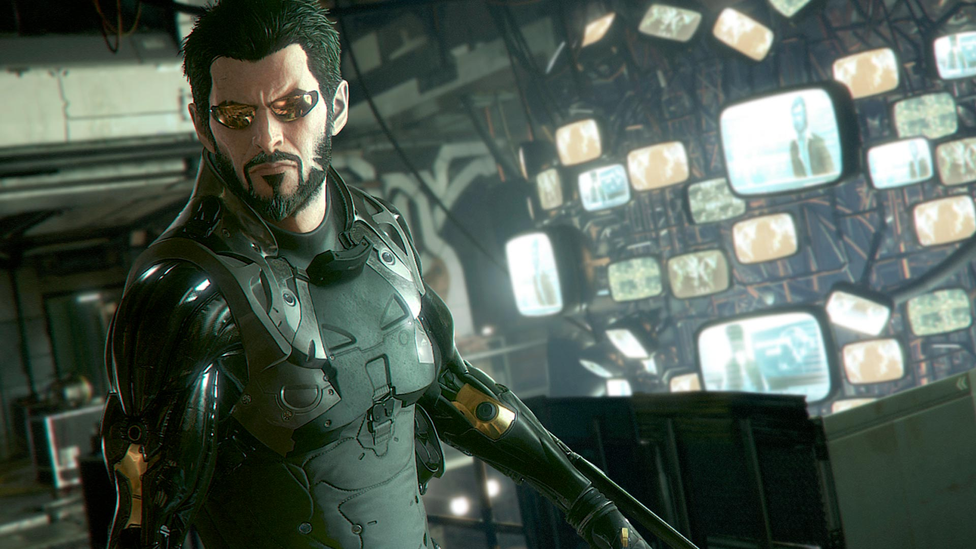 Deus Ex Mankind Divided Review Excellence Augmented