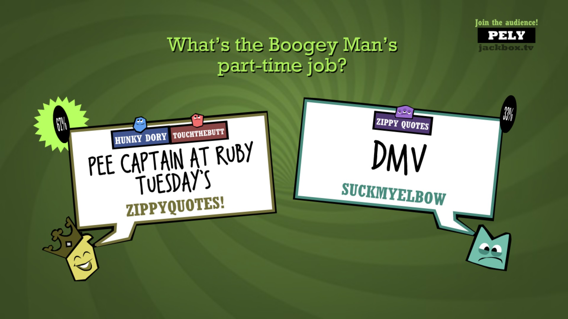 Jackbox Party Pack 3 Review: Thinking Outside The Box