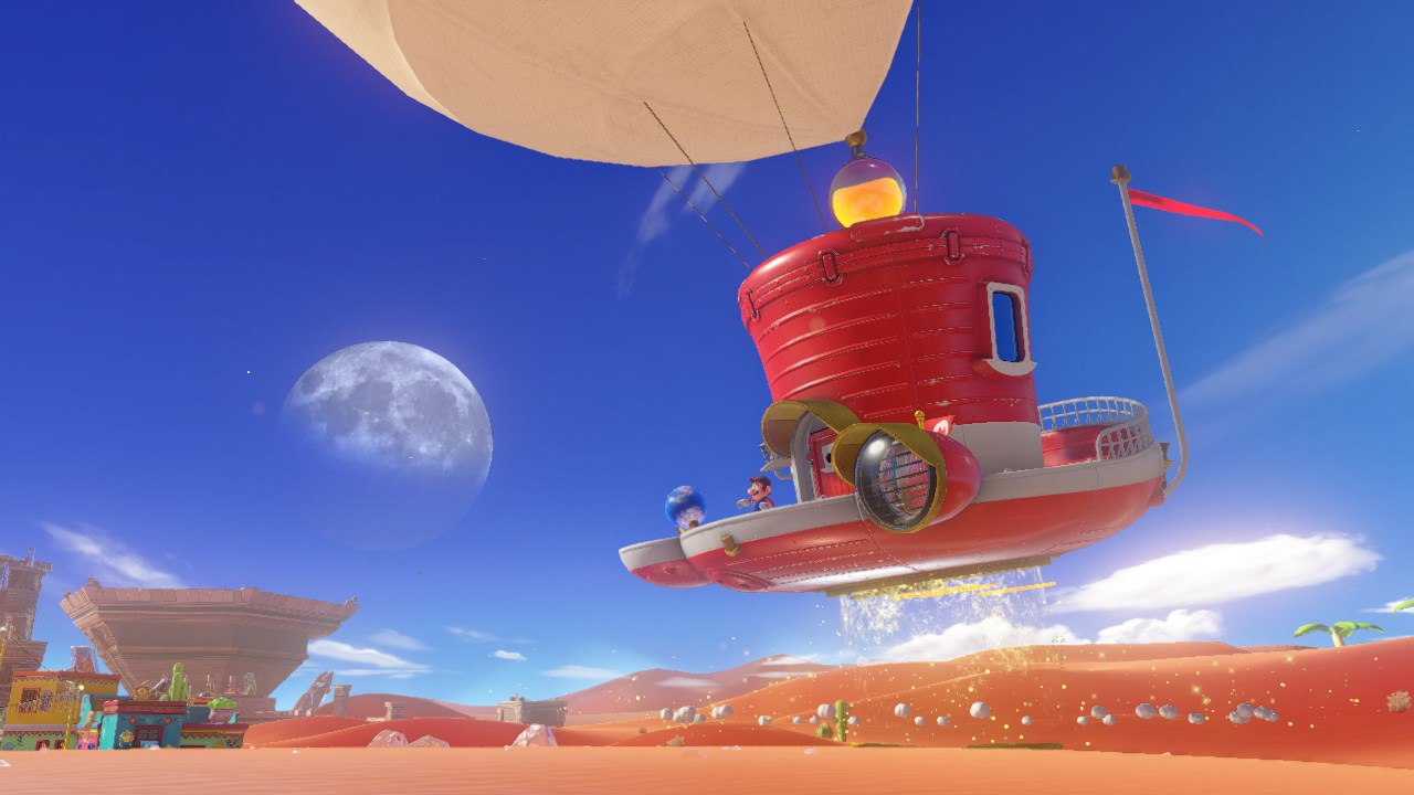 What If Super Mario Odyssey Retold The Actual Odyssey
