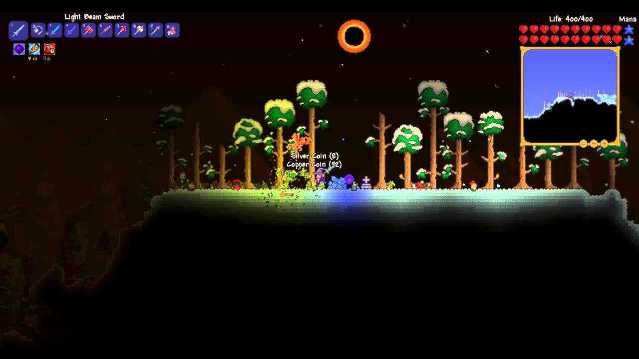 5 Things Video Games Tell Us To Expect From A Solar Eclipse Page 3 I can't proceed on with anything in terraria. solar eclipse