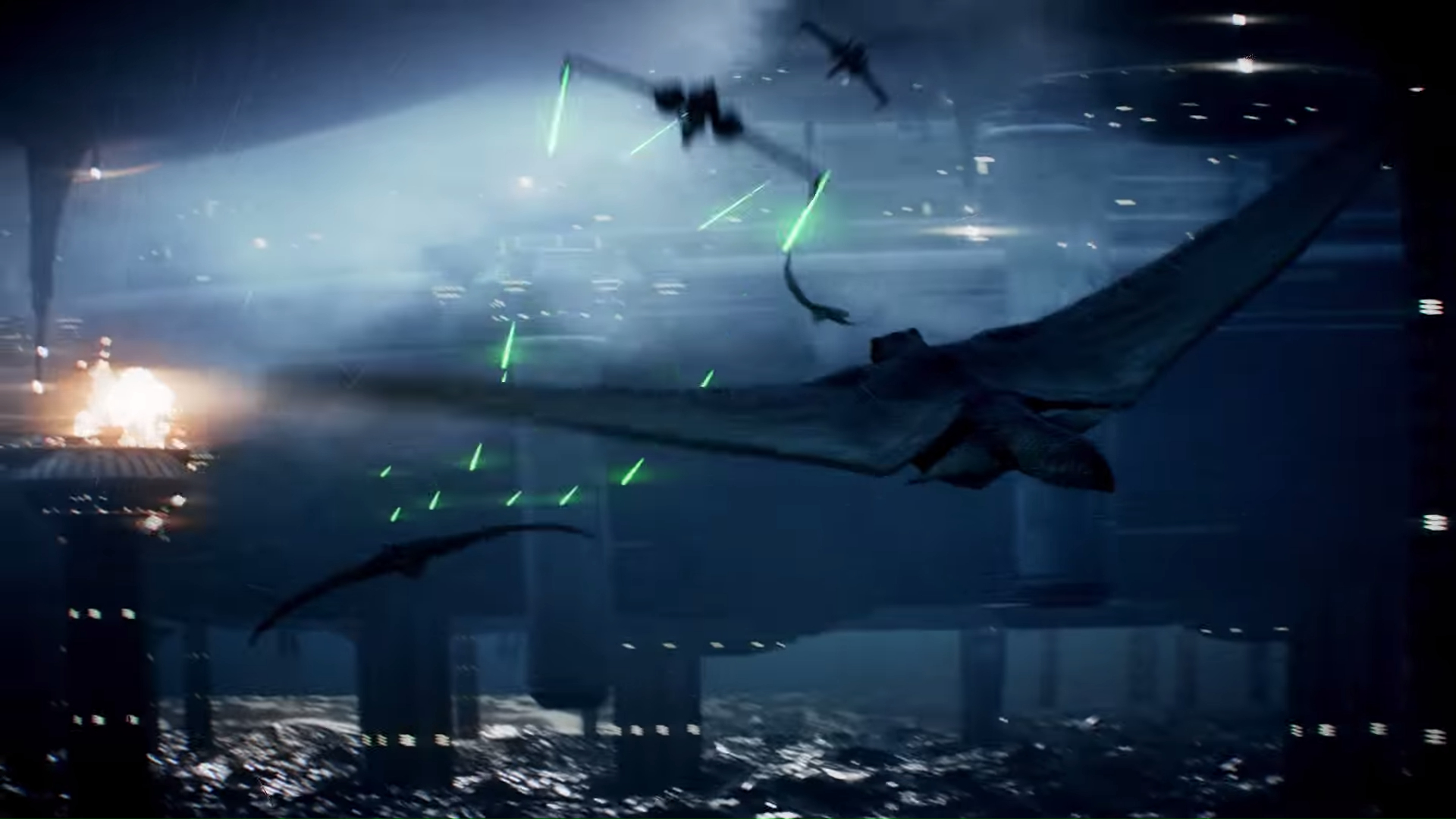 Star Wars Battlefront Ii Takes Steps Forward But Possibly A Big