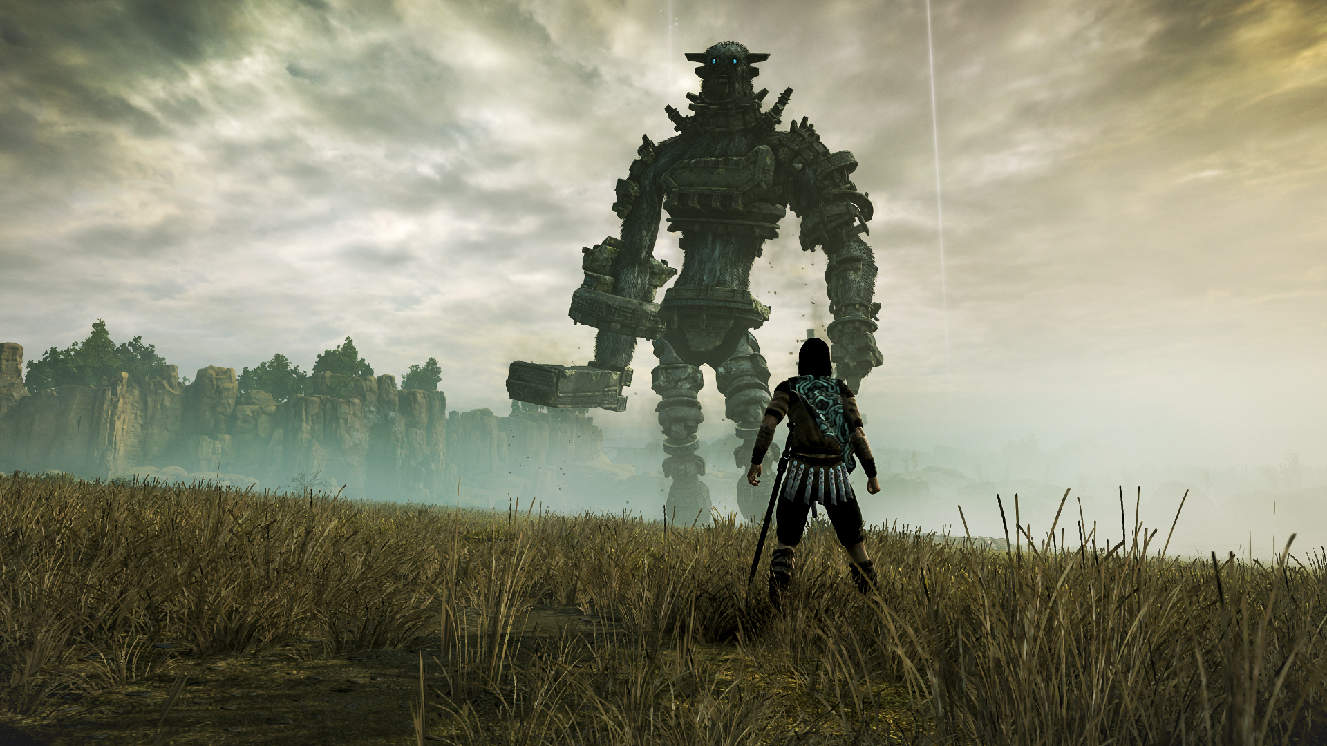 Shadow Of The Colossus Review A Wanderfull Remake