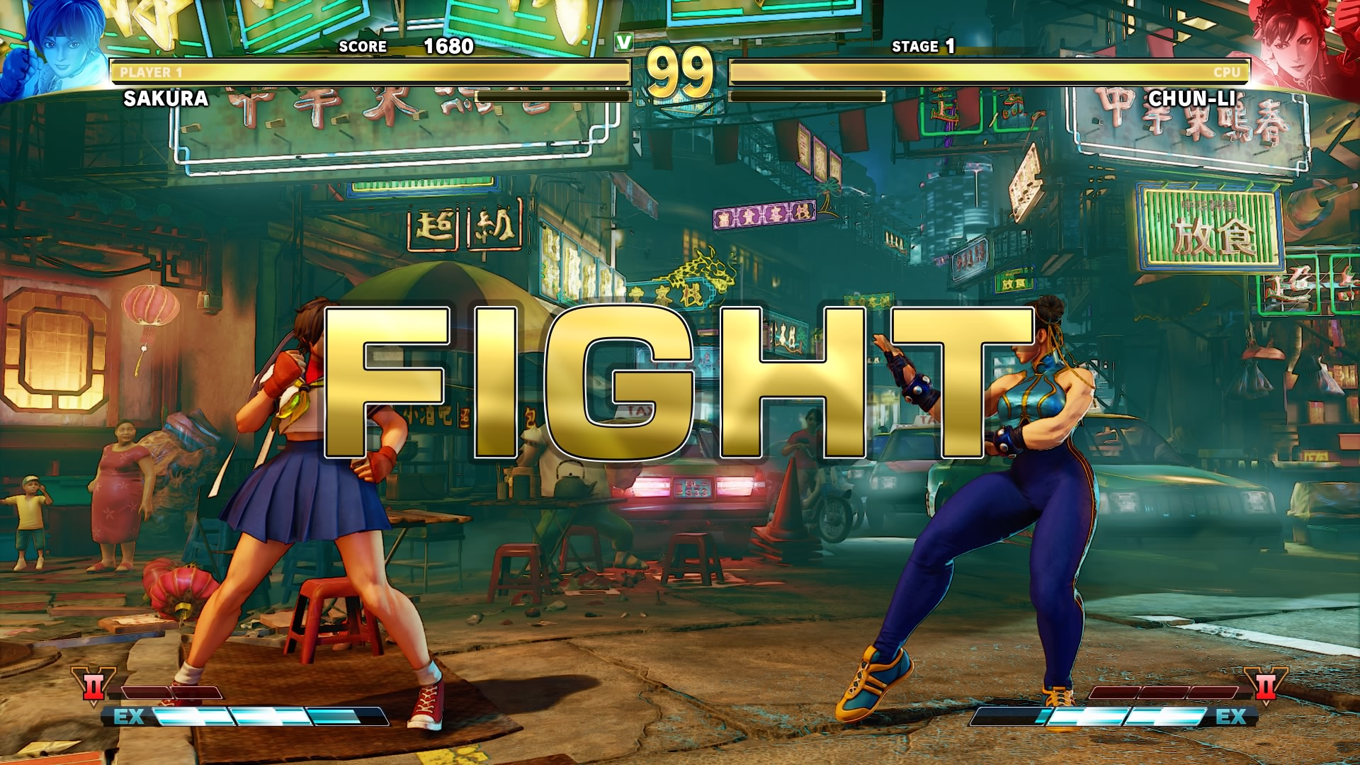 Street Fighter V Arcade Edition Review The More Things Change