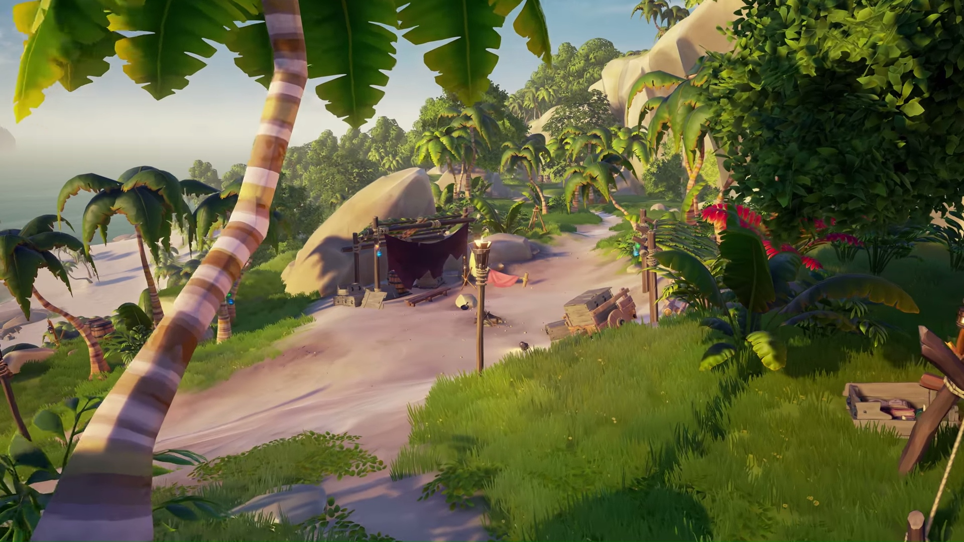 Sea Of Thieves Pc Specs Run The Gamut Of Computers