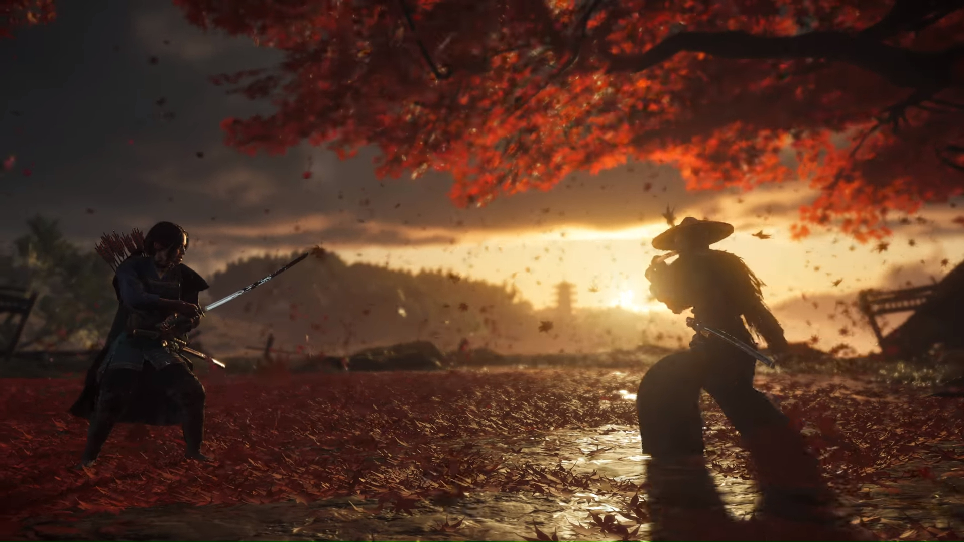 E3 2018: The first gameplay for Ghosts of Tsushima is ...