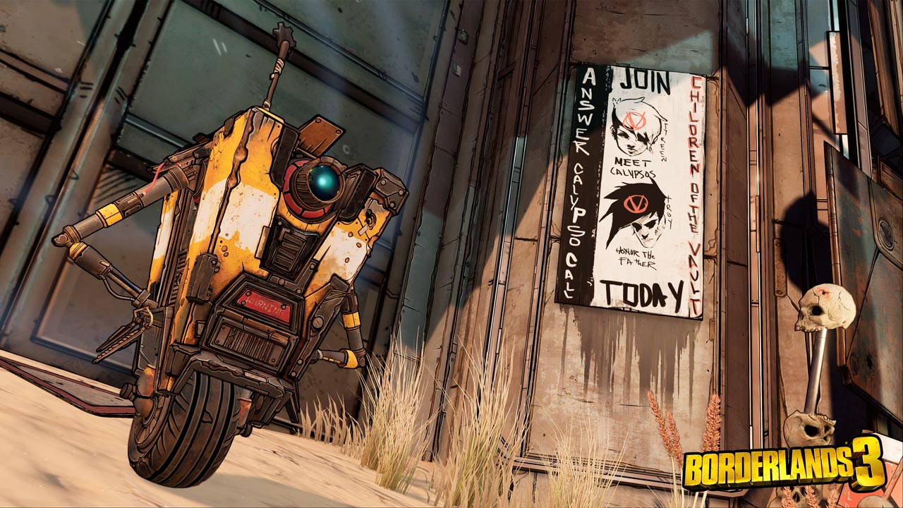Borderlands 3: Guns, Love, and Tentacles and even more DLC on the way