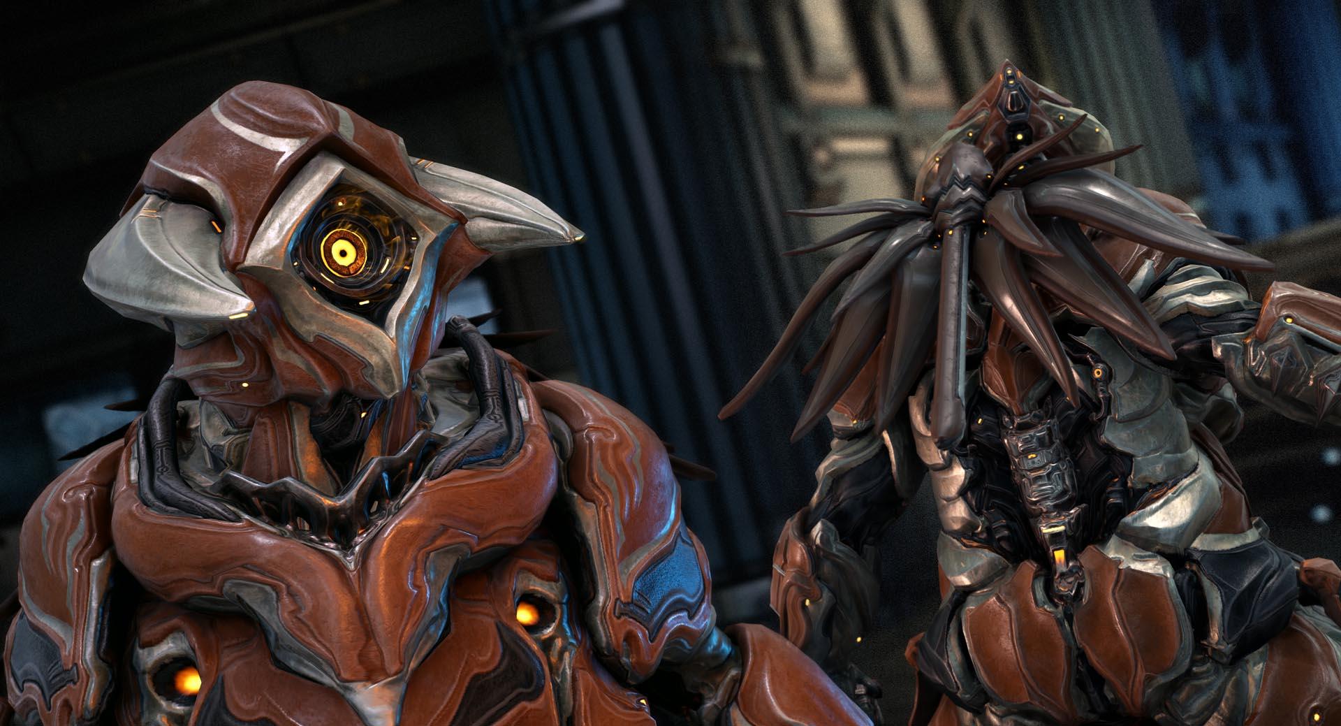 Grendel Build Warframe