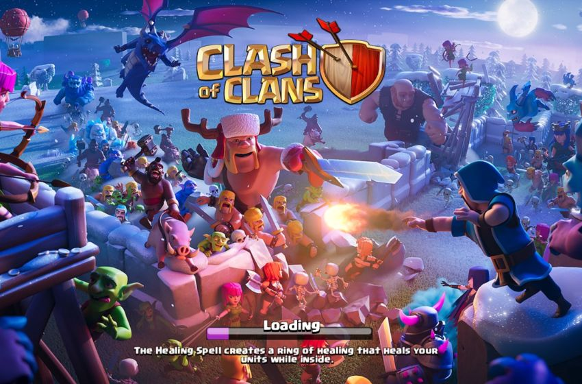 Nouvel Clash of Clans: Is a Spring update coming in March? TK-01