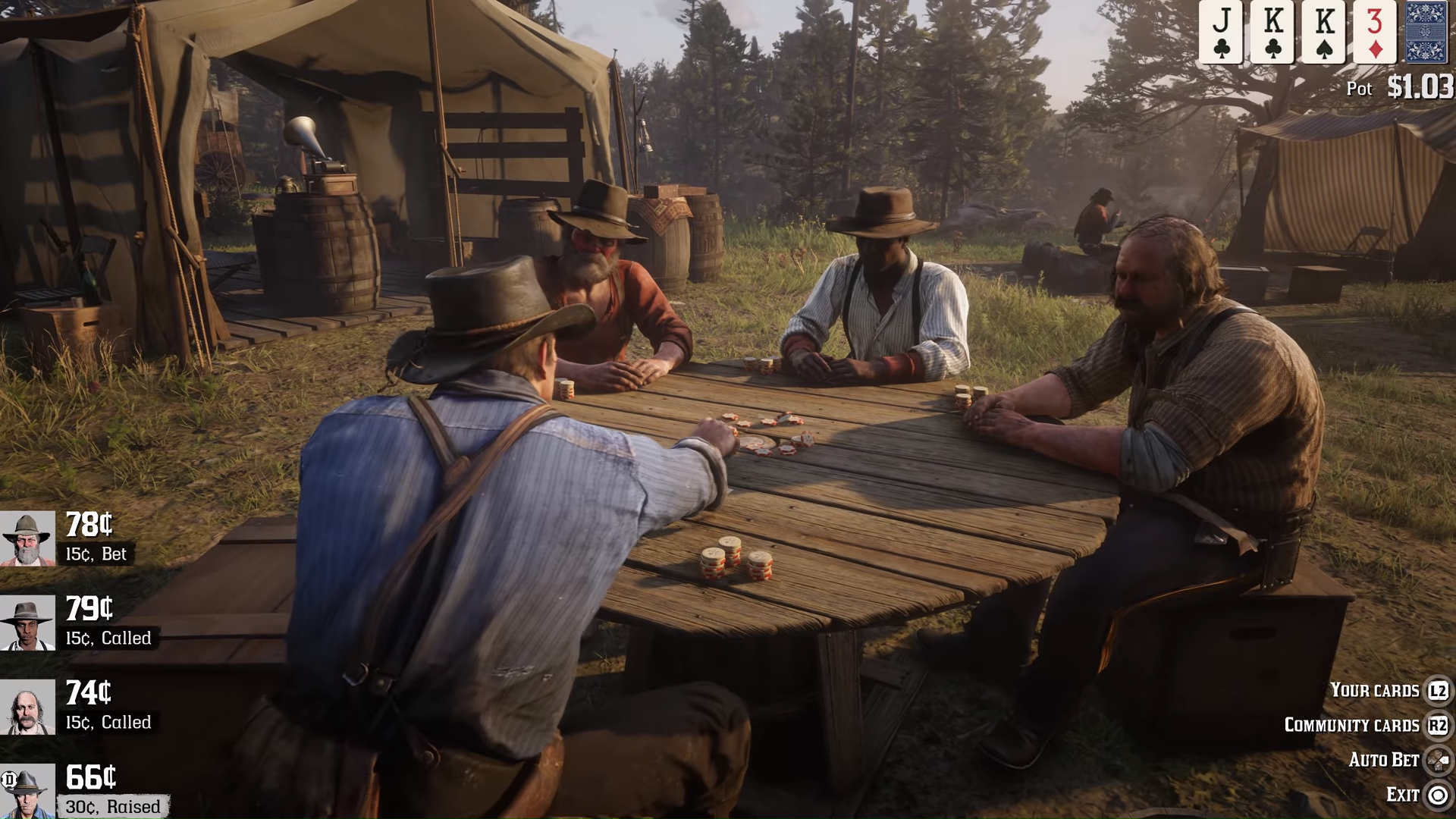 Red Dead Redemption Poker Betrügen