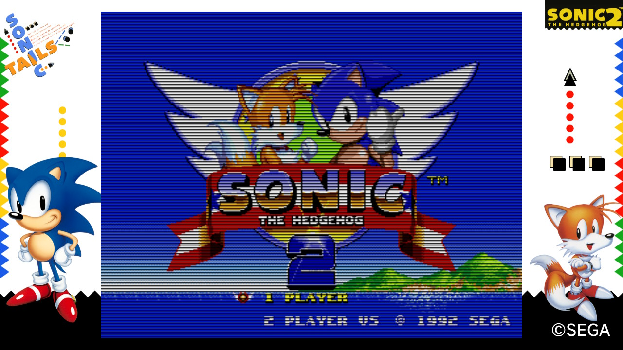 Sega Ages Sonic the Hedgehog 2 review: Adding to an already great game