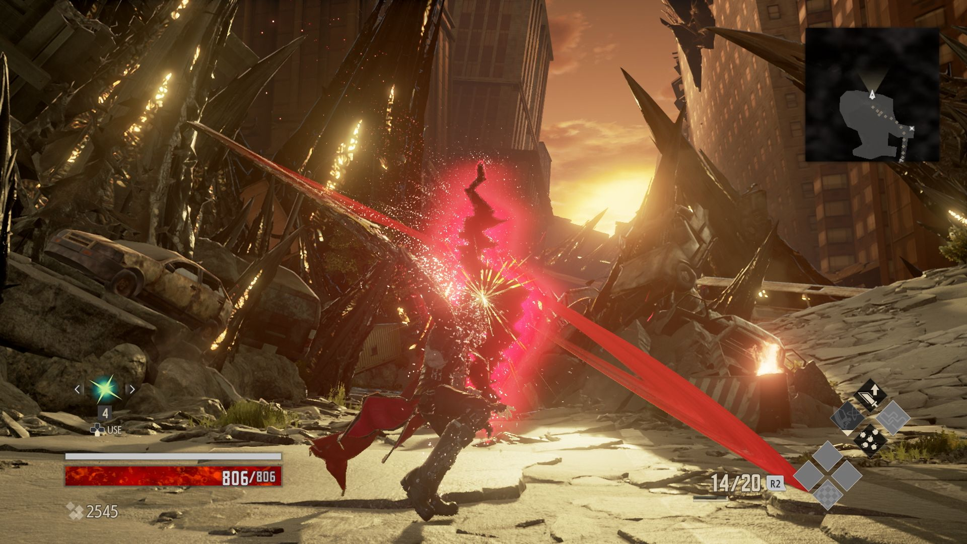 Code Vein review: Blood and ashes