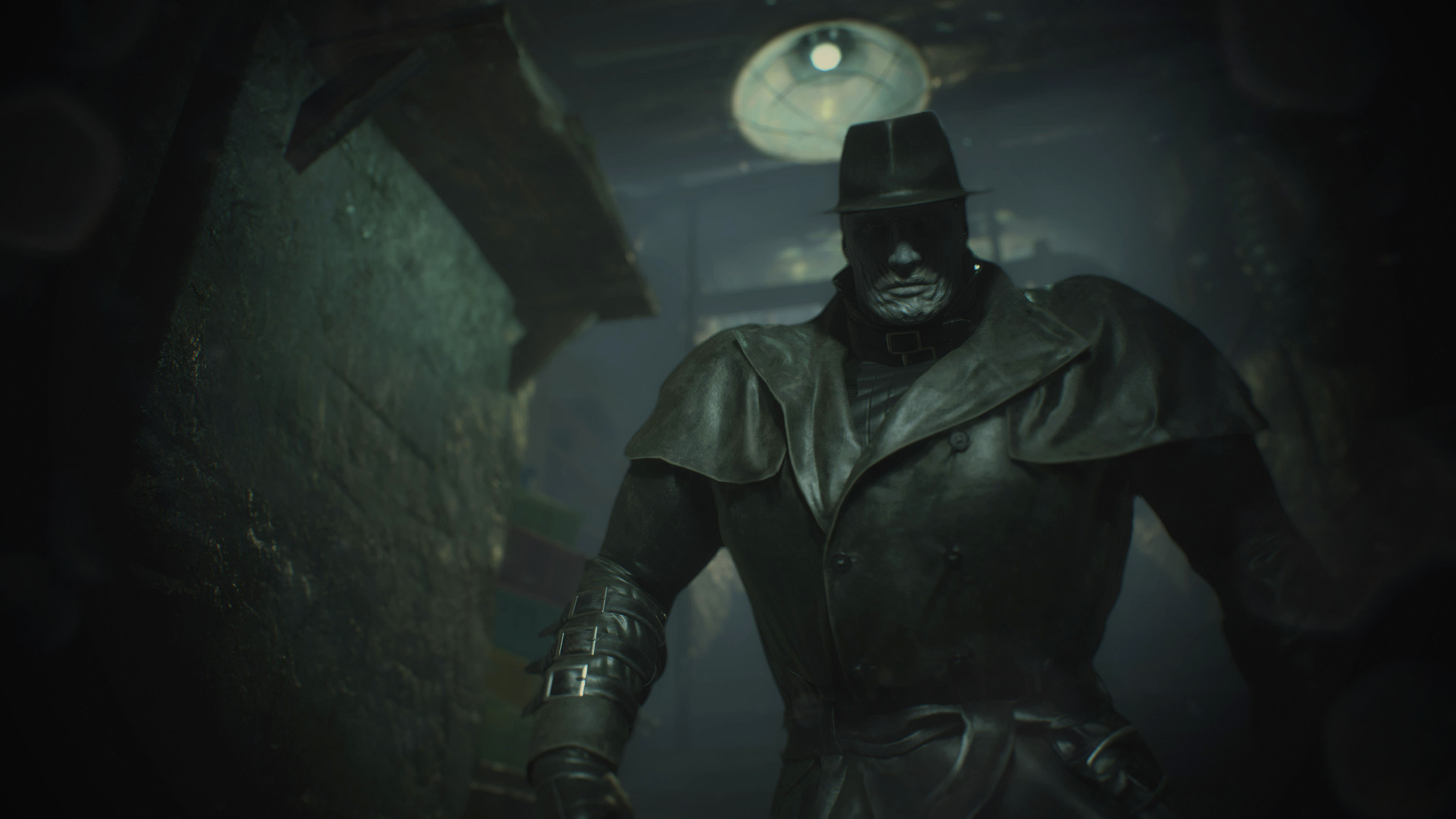 Resident Evil 2 Guide Tips For Dealing With Mr X Tyrant