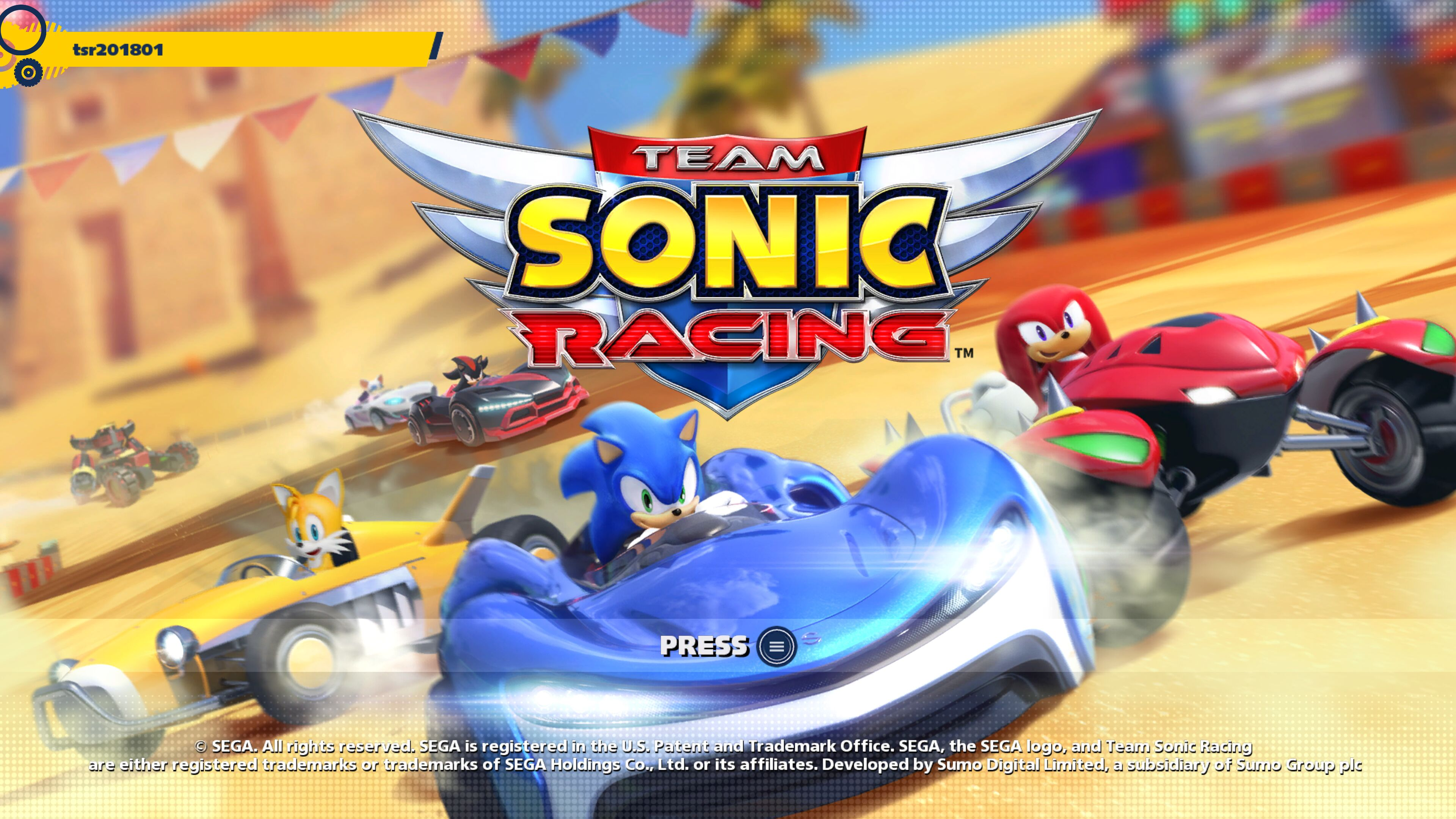 Team Sonic Racing review: Not rolling around at the speed of sound