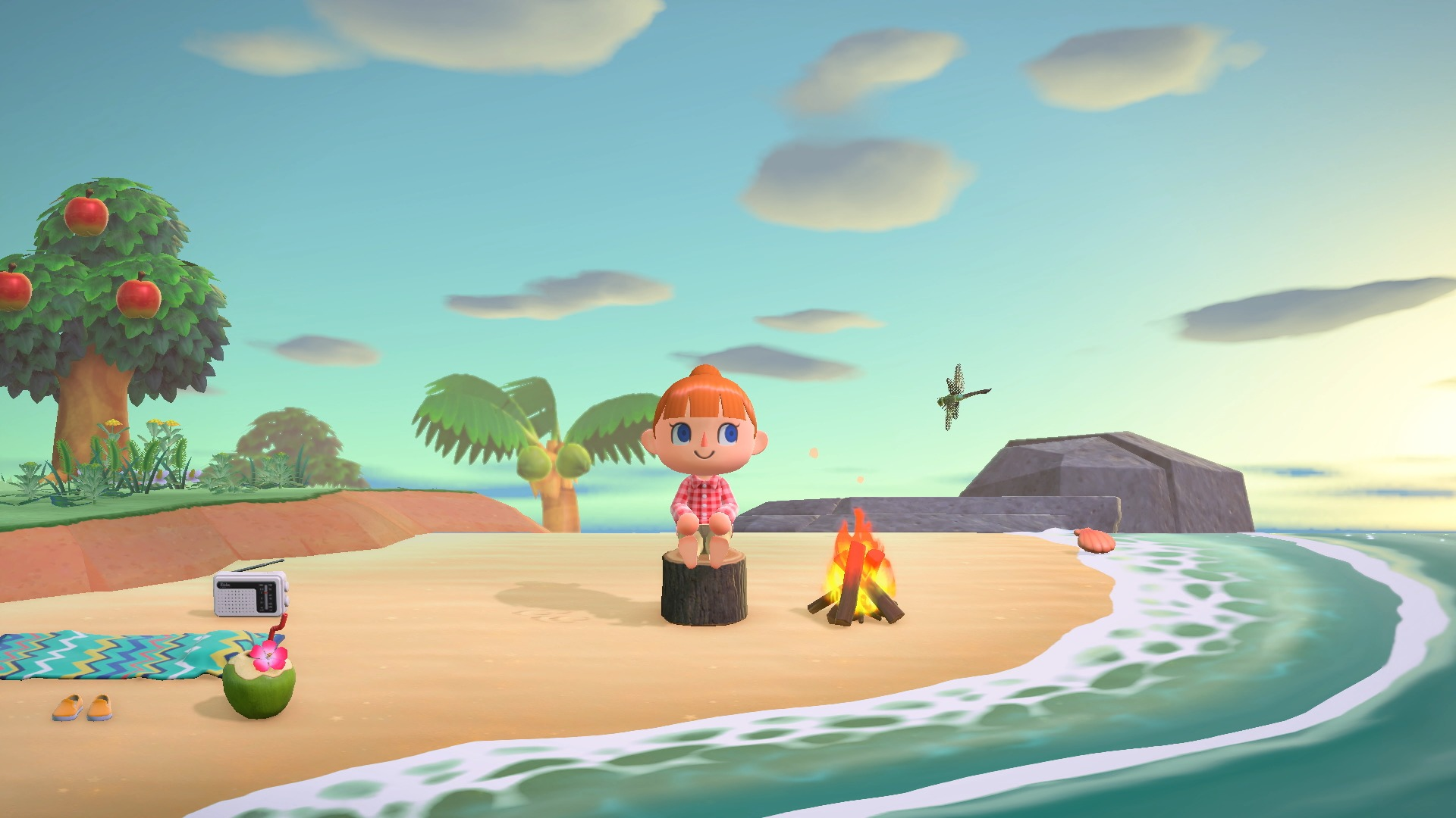 Animal Crossing: New Horizons: How to unlock the Island Designer app and terraforming