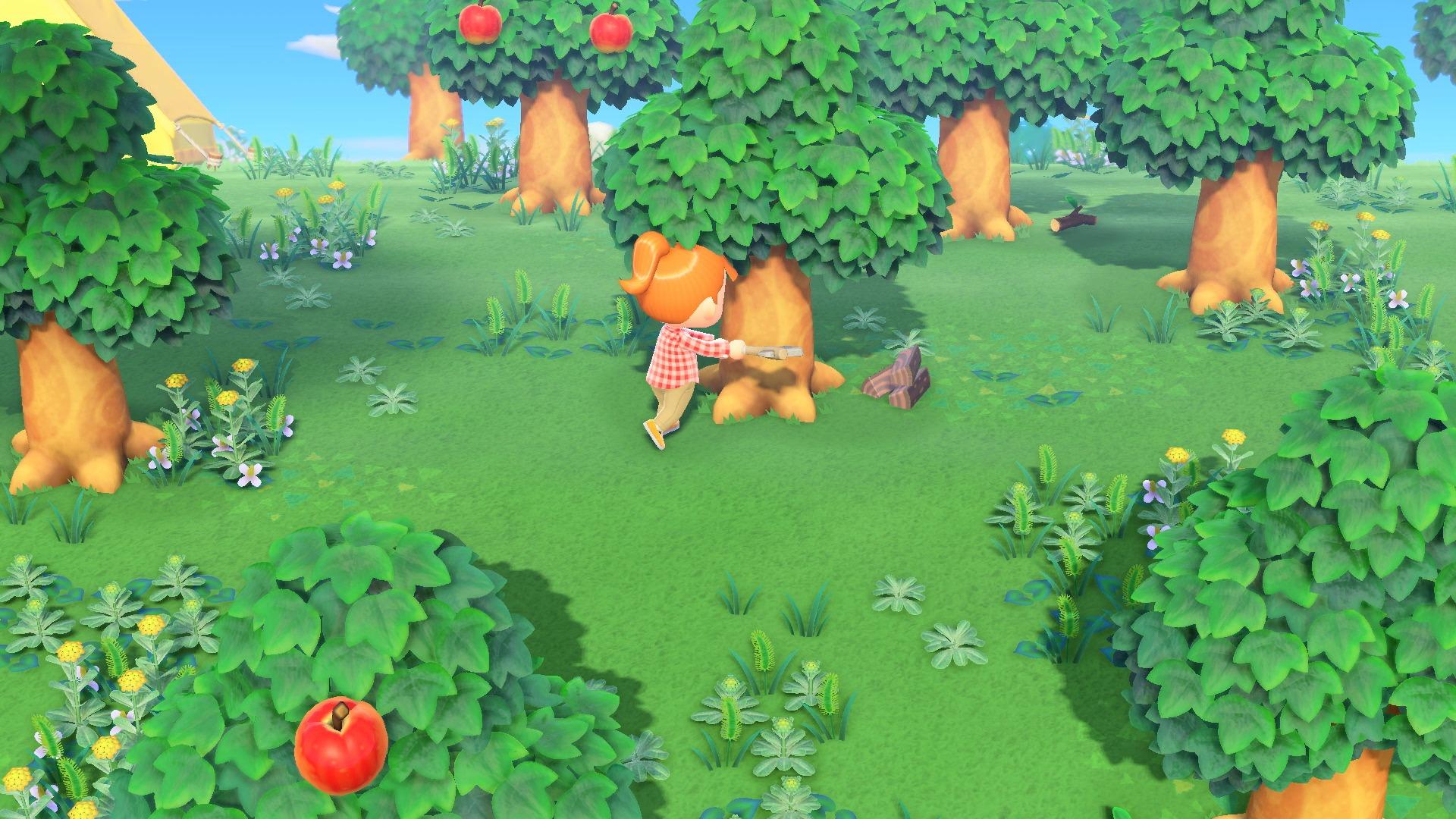 Animal Crossing New Horizons E3 screen 05
