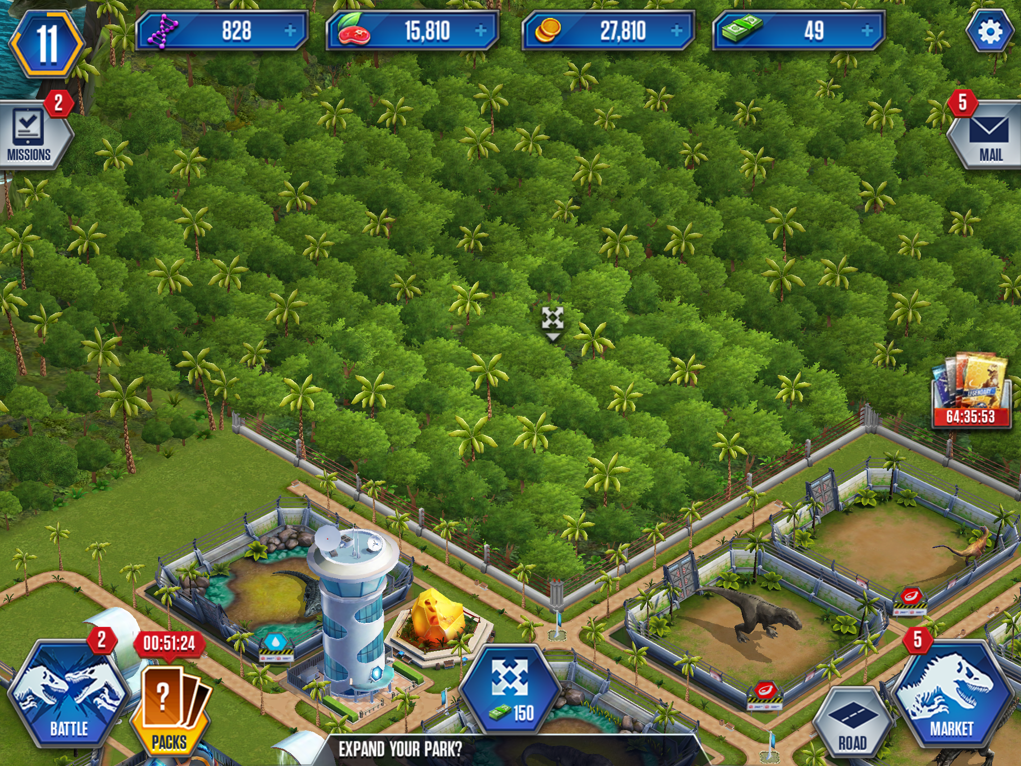 Jurassic World: The Game Tips, Hints And Strategies
