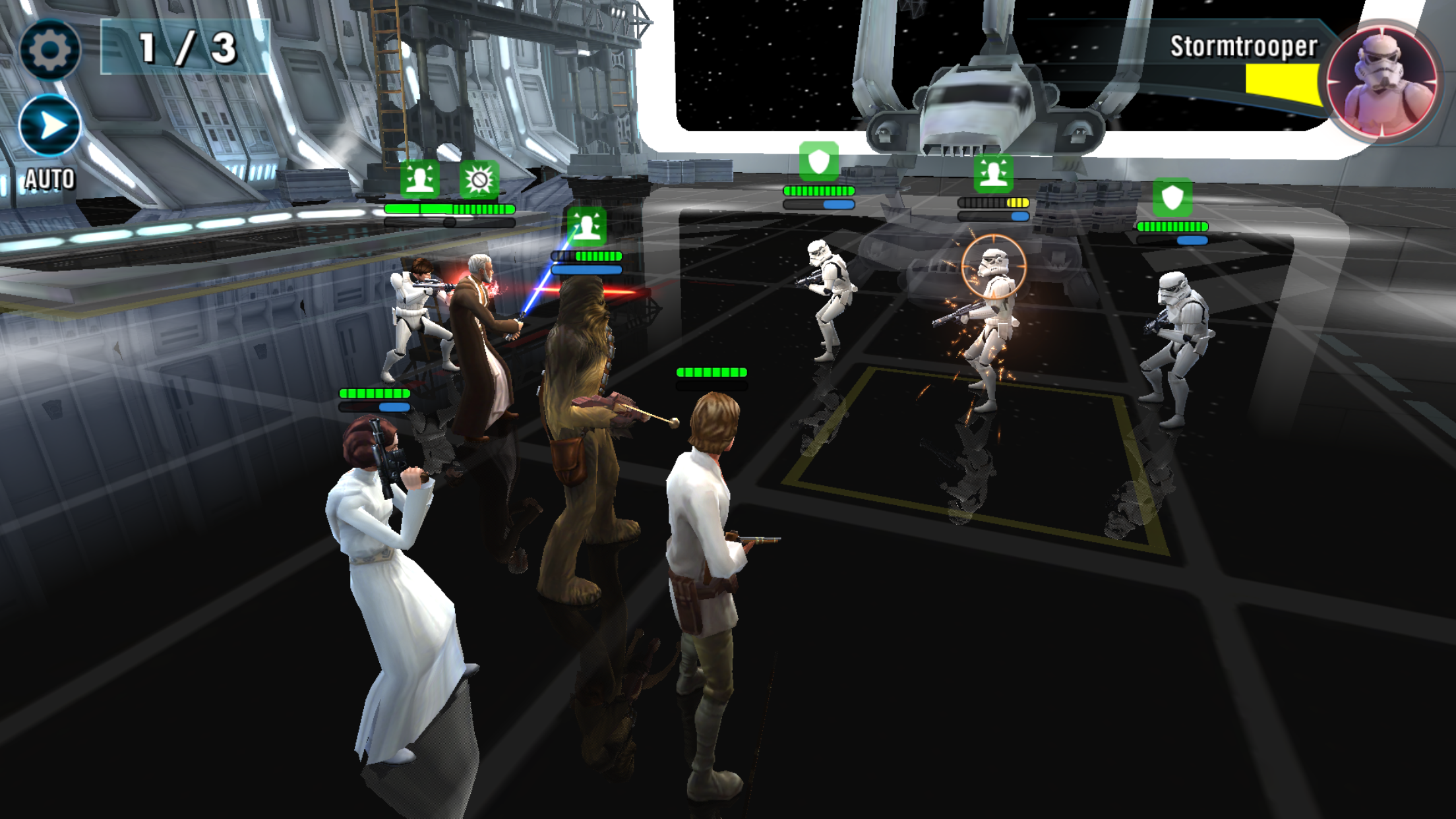 Star Wars: Galaxy Of Heroes Now Available On iOS, Android
