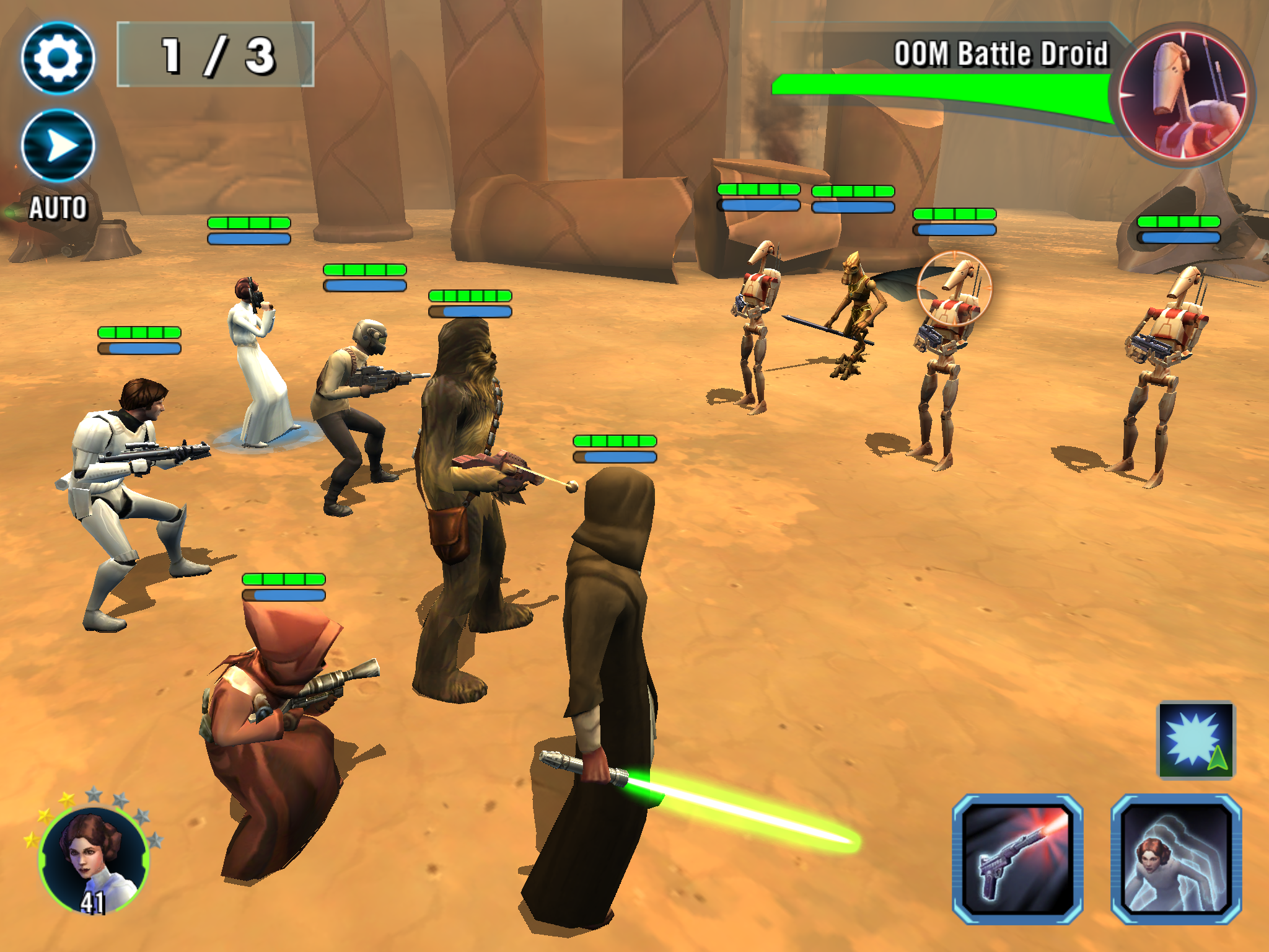 Star Wars: Galaxy Of Heroes Guide -- Tips, Hints And Tricks