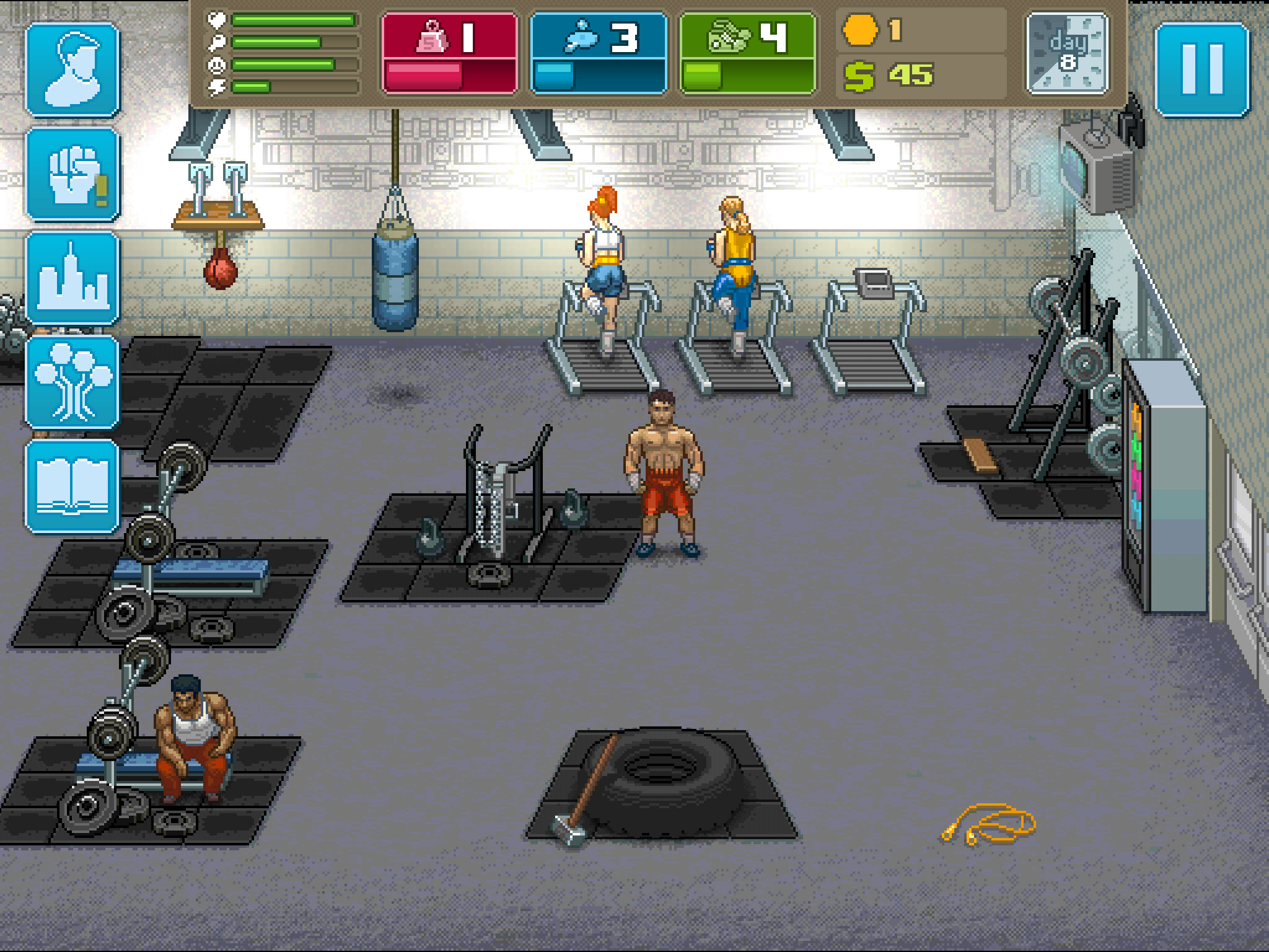 punch club dark fist apk download