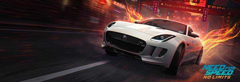Need For Speed No Limits Celebrates The Year Of The Monkey