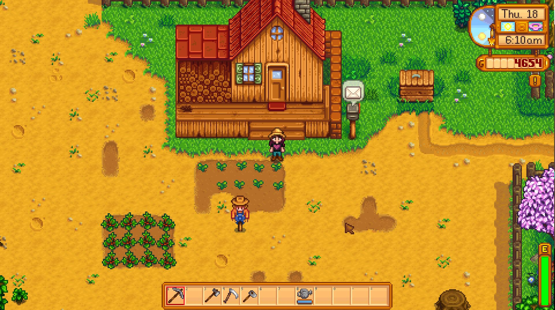 Game of the year 2016 rebekah 39 s picks page 8 for How to fish in stardew valley ps4