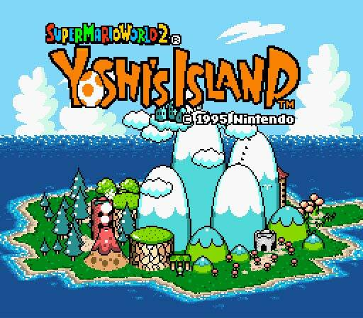 Super Mario World  Yoshis Island Release Date