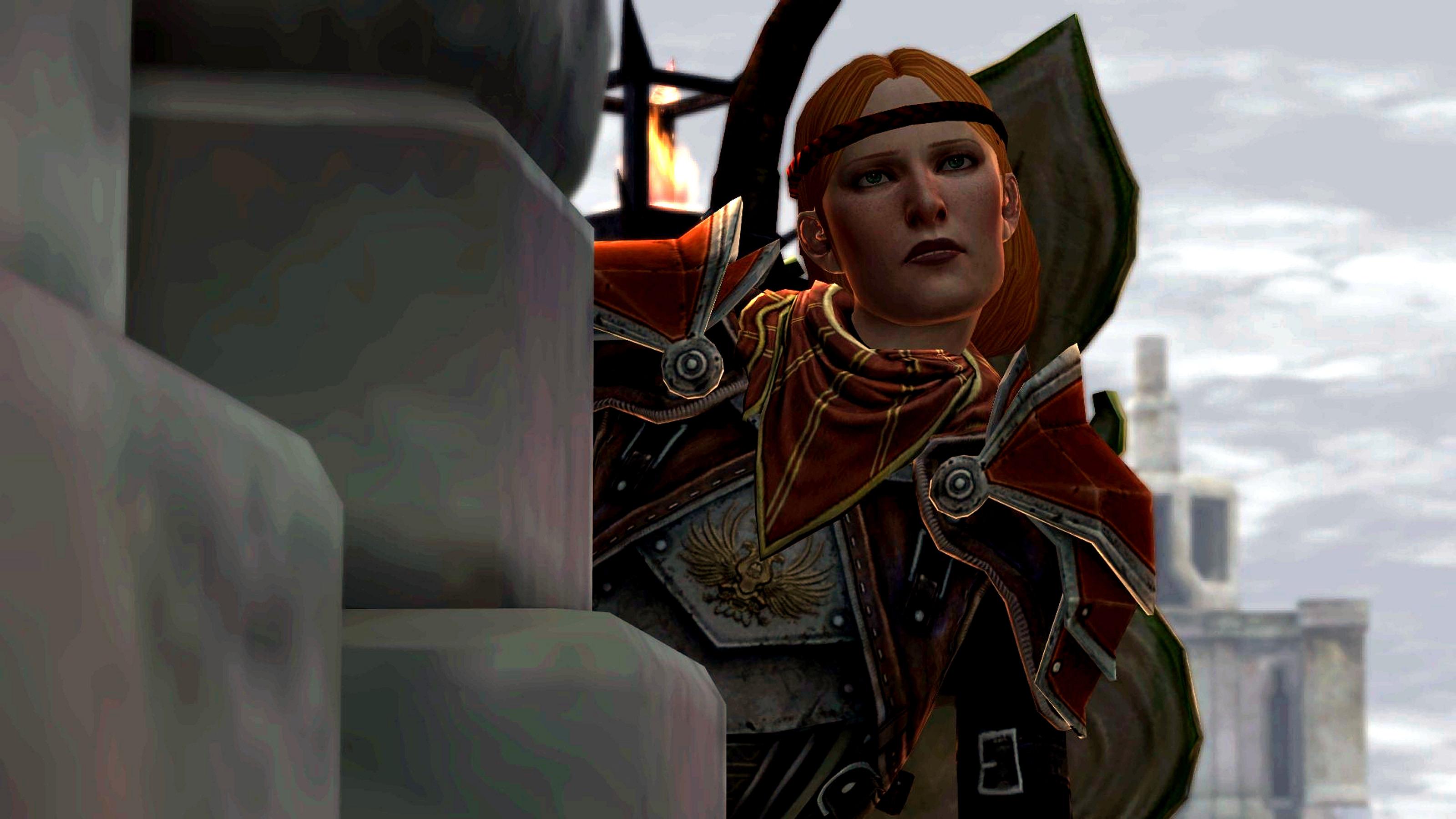 Image result for aveline dragon age