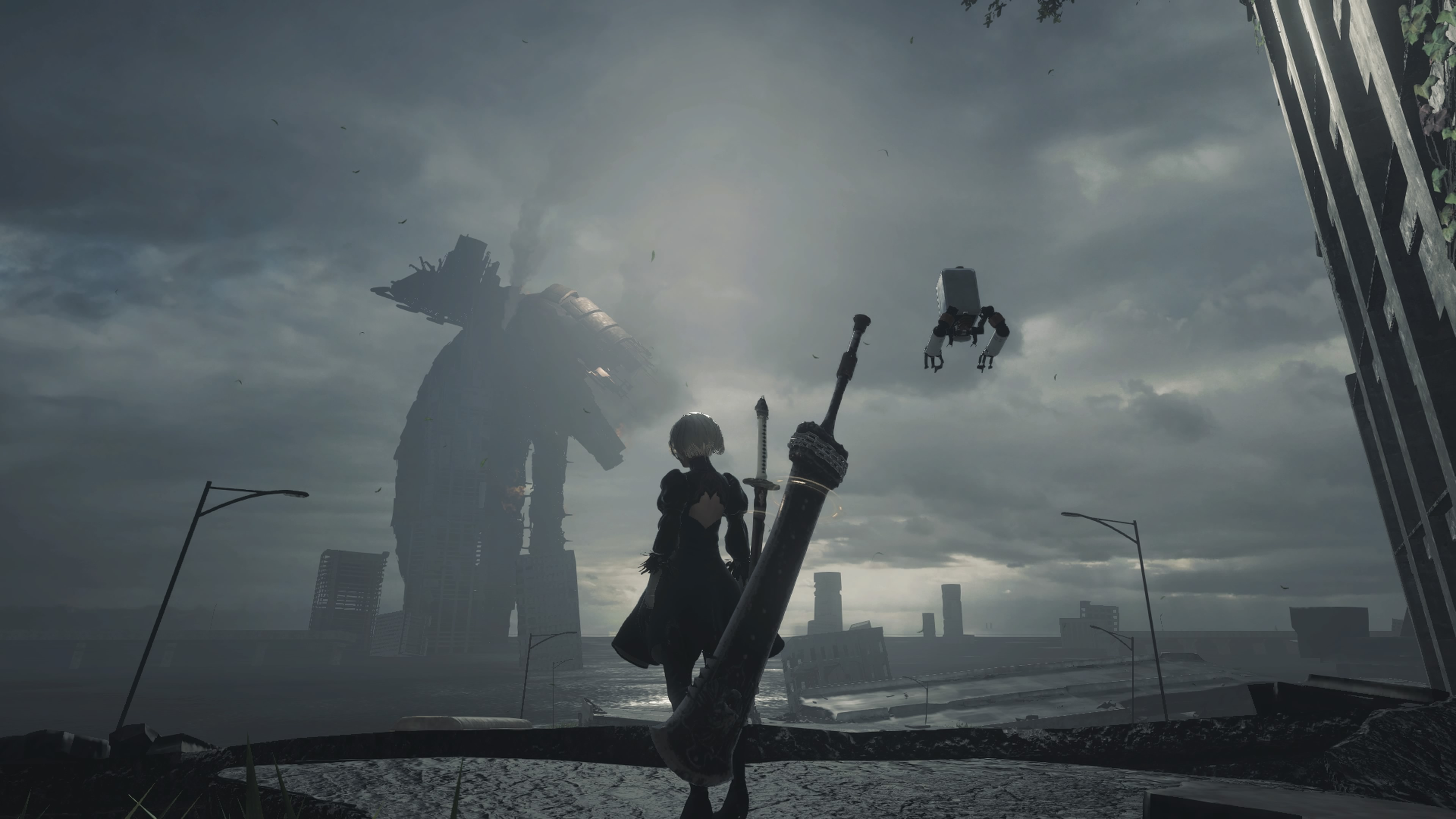Nier Automata Review: Rise And Fall Of The Automatons