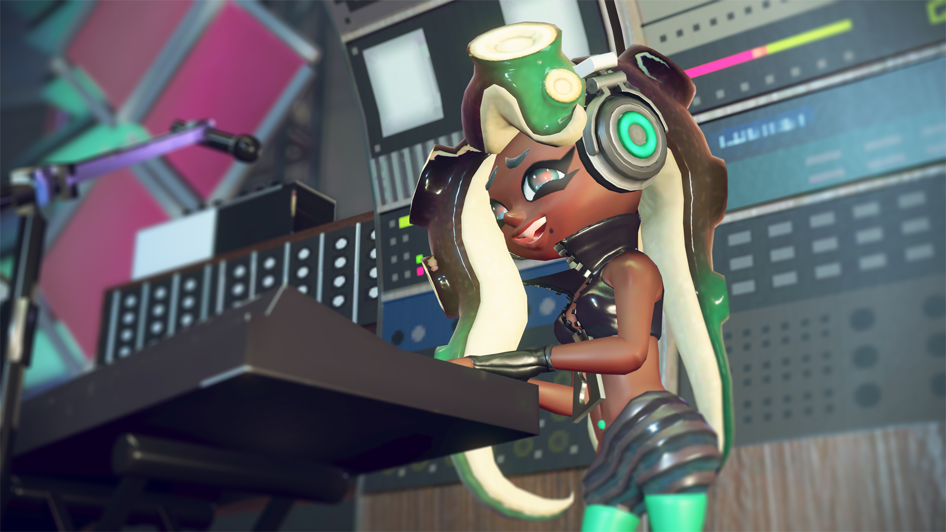 Splatoon 2 Heralds New Weapons Modes Singers And Nintendo Online