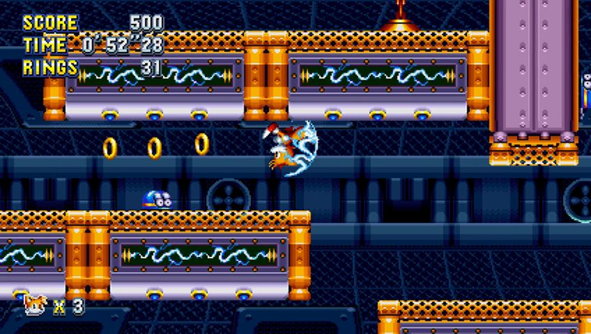 Sonic Mania Review: The Tao of Sonic
