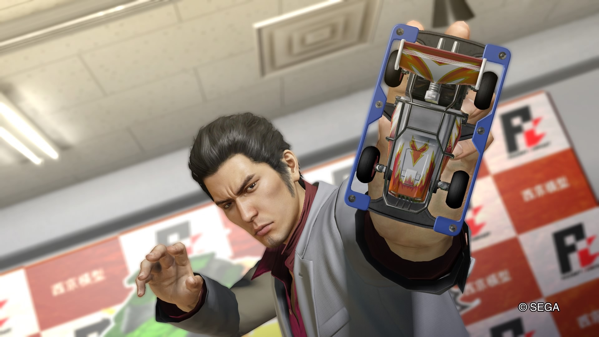 Yakuza 6 heads west with March 2018 release date