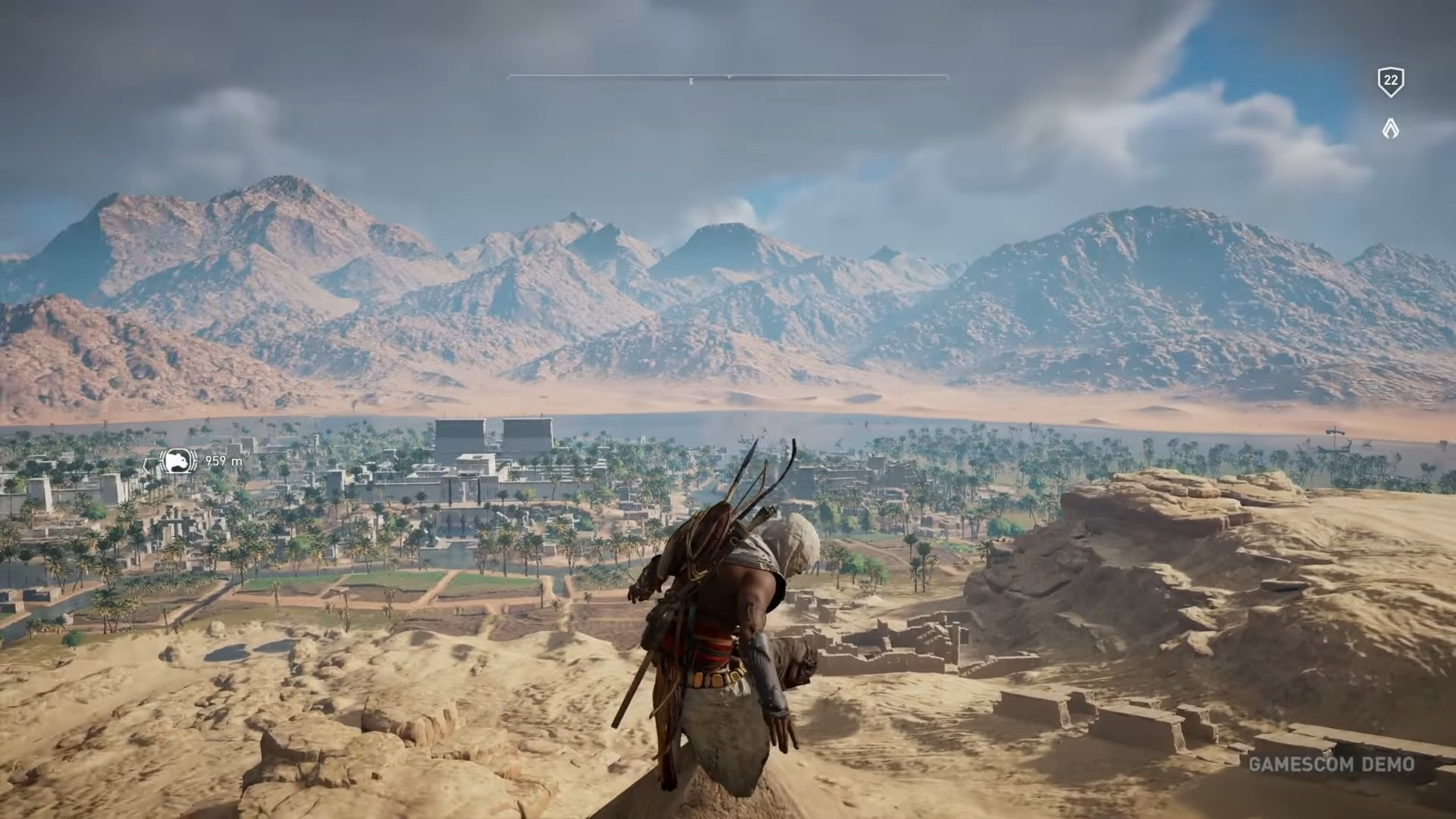 Assassin's Creed Origins Will Add Educational Discovery Tour Mode
