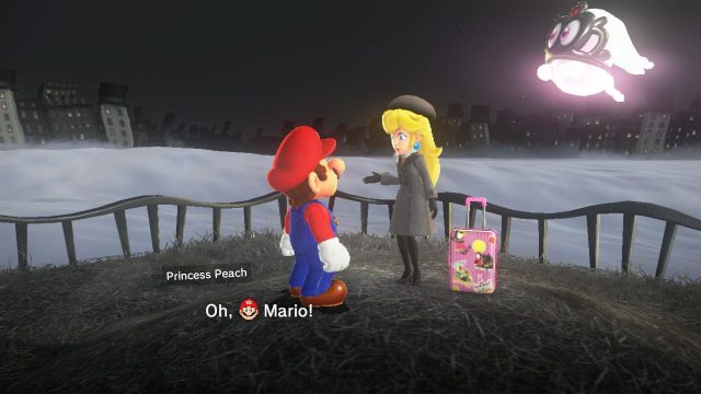 Mario Should Take A Vacation In 2018