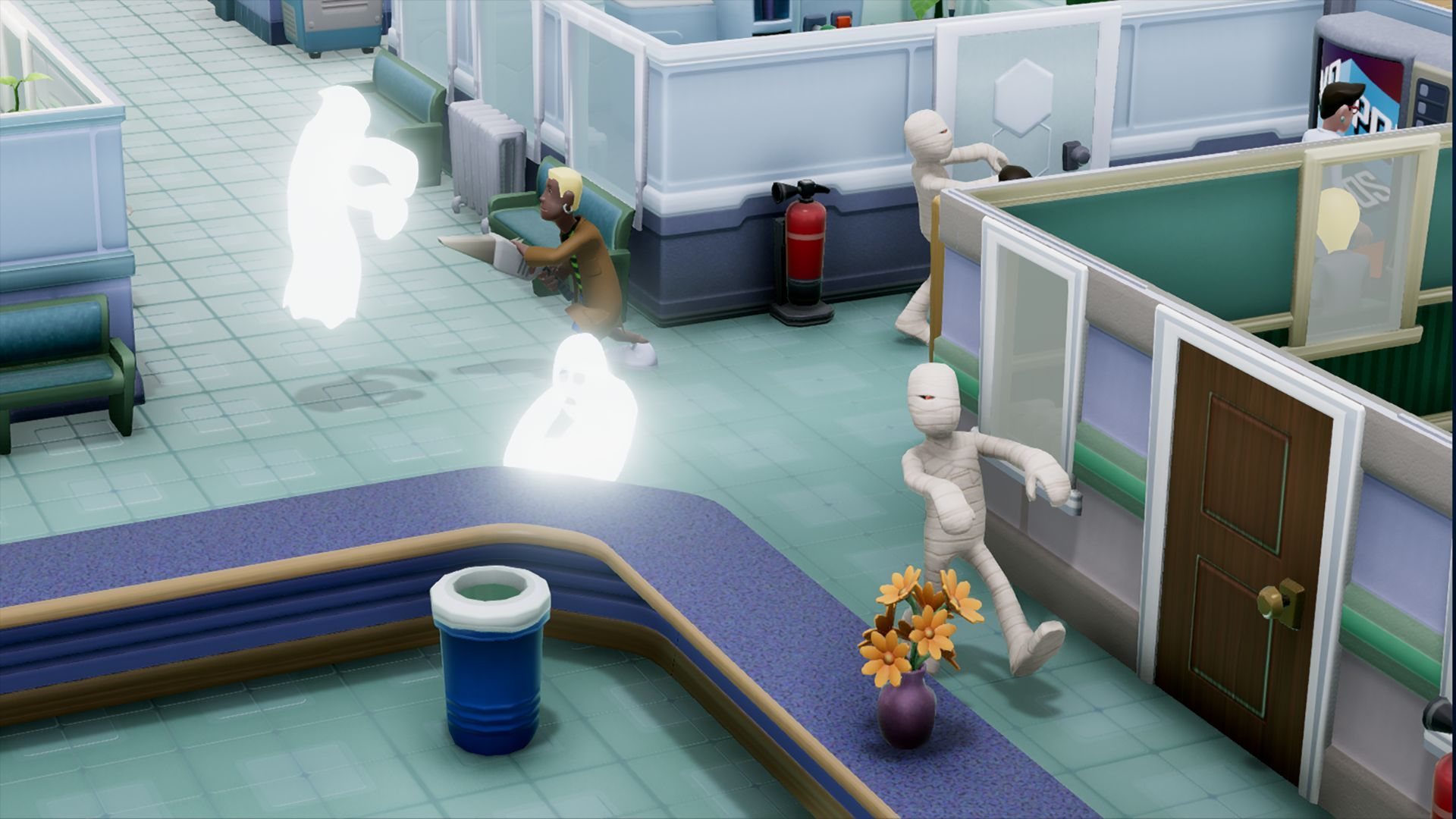 Sega announces Theme Hospital spiritual successor Two Point Hospital