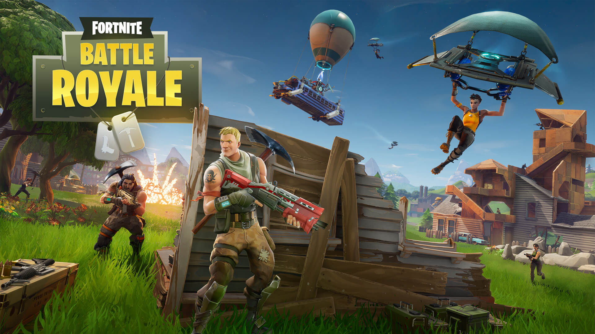 free battle royale games on steam