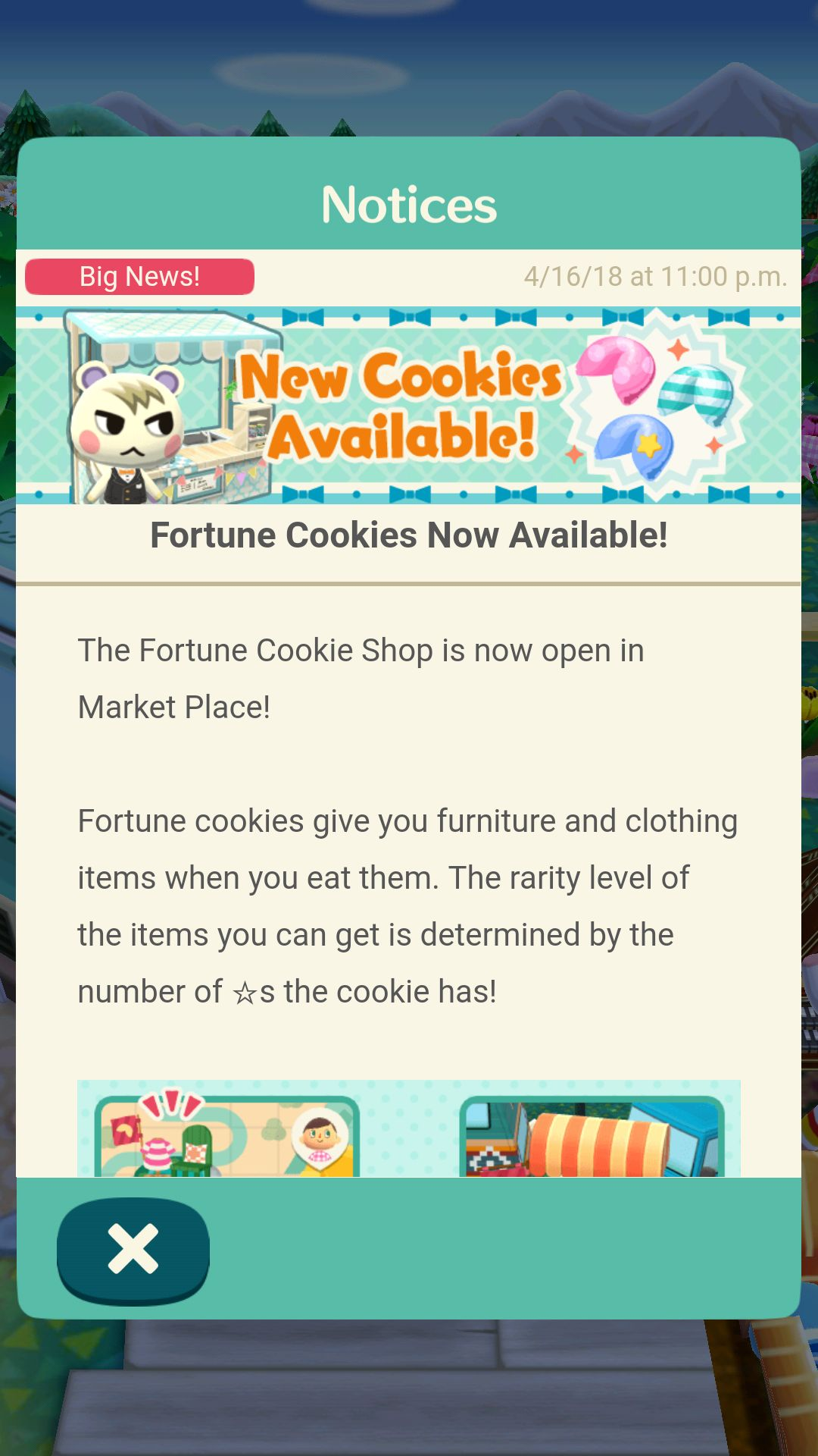 Pocket Camp adds loot boxes, so I guess I hate it now