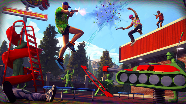 Radical Heights - A New Battle Royale Game From LawBreakers Devs