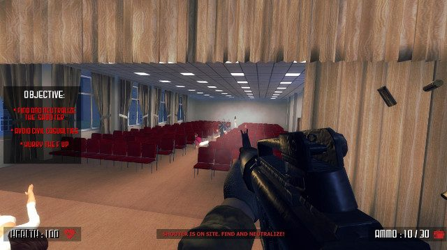 Steam takes down controversial school shooting game
