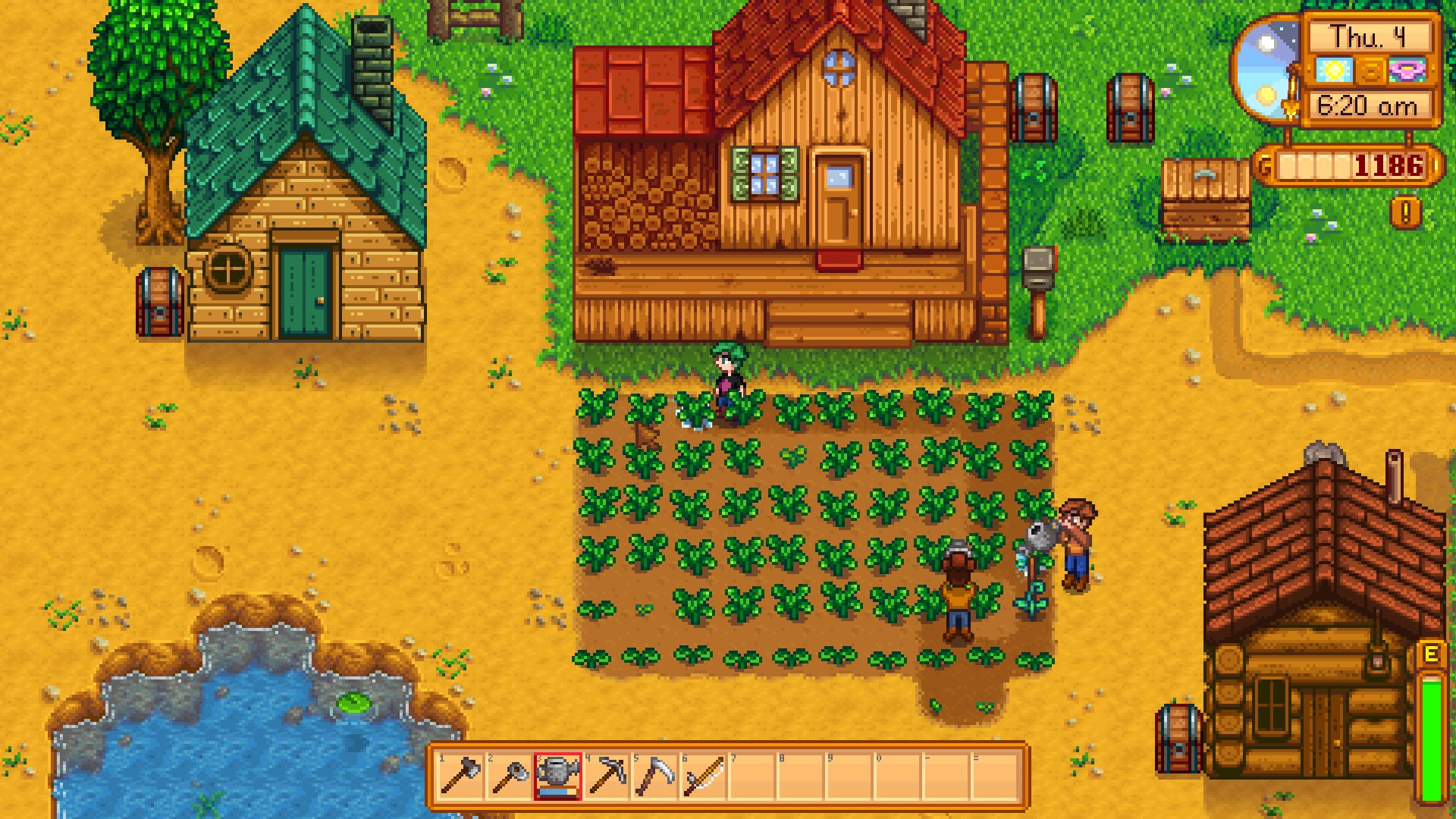 stardew valley how to make friends faster