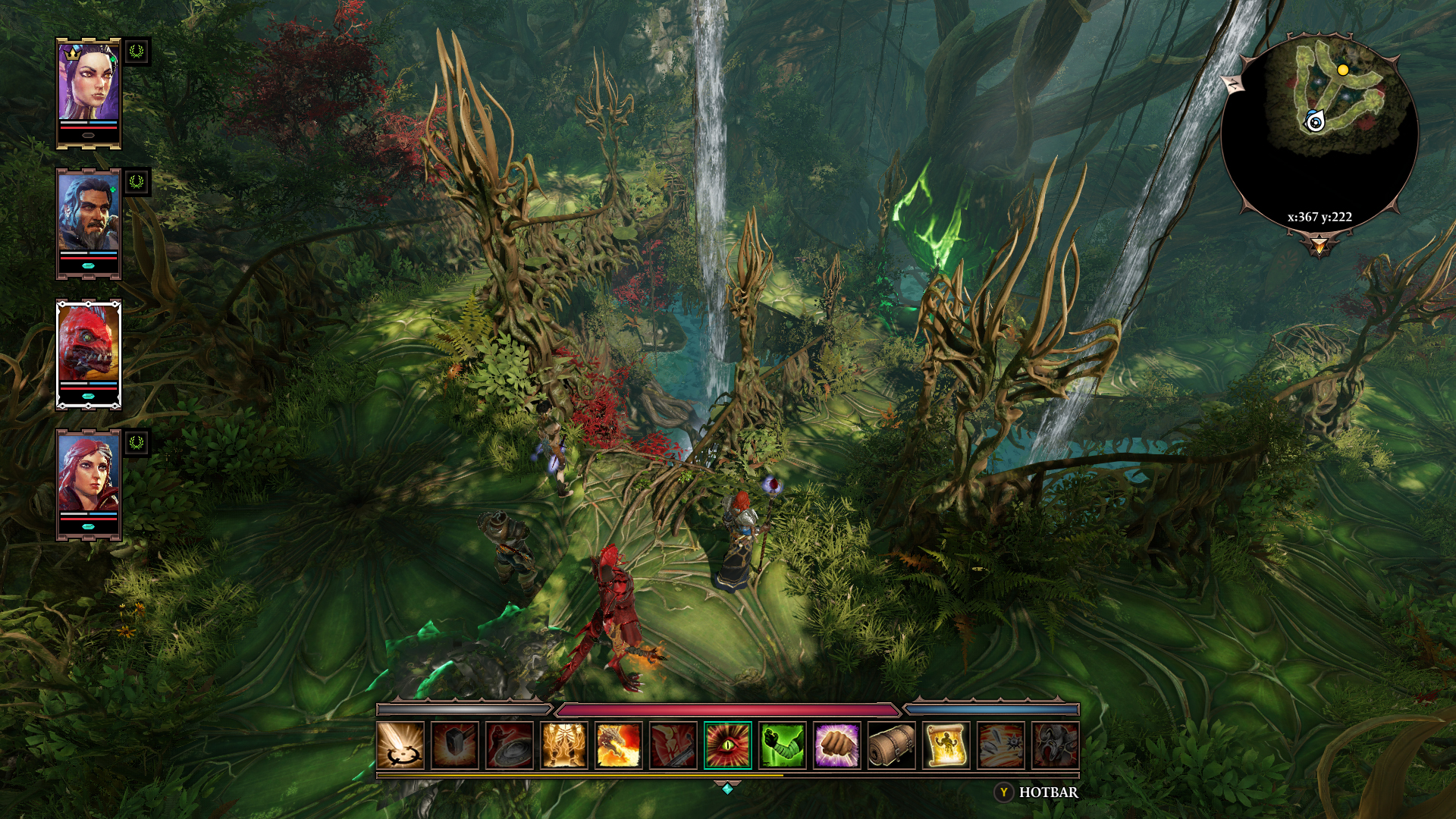Divinity Original Sin 2 Definitive Edition Review Of Gods And Men